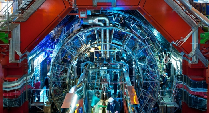 Google, CERN ve NASA İle Birlik Oldu