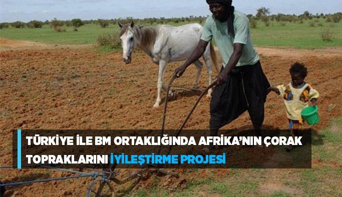 Türkiye ile BM ortaklığında Afrika'nın çorak topraklarını iyileştirme projesi: Köprüler