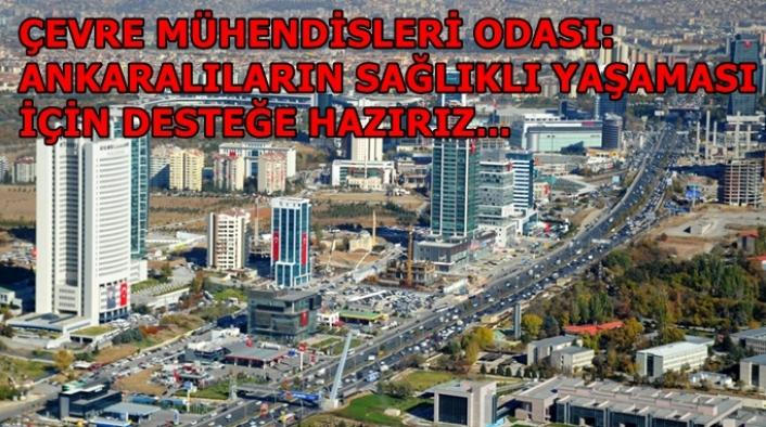 '5 yılda Ankaralılar temiz hava soluyabilir'
