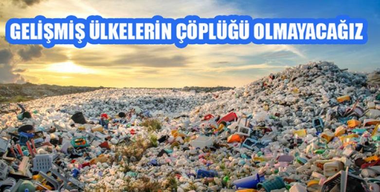 Malezya 'Gelişmiş Ülkelerin Çöplüğü Olmayacağız'