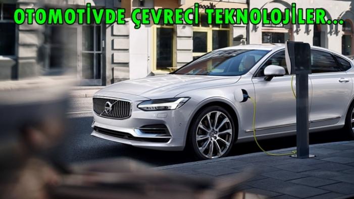 Otomotivde Çevreci Teknolojiler