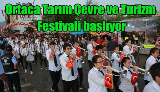 Ortaca Tarım Çevre ve Turizm Festivali başlıyor