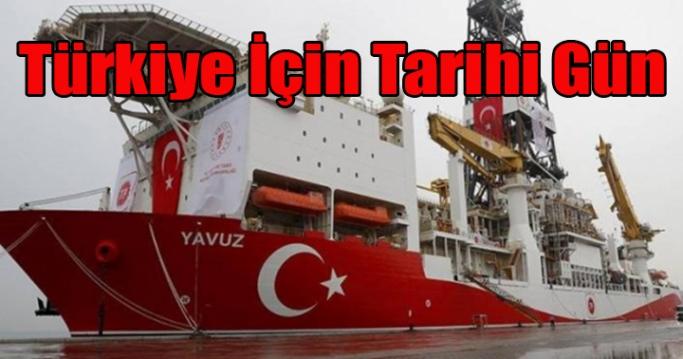 Yavuz gemisi Akdeniz'e doğru yola çıktı!