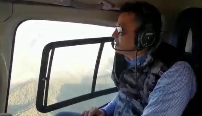 Bakan Pakdemirli'den İzmir'deki yangınla ilgili açıklama
