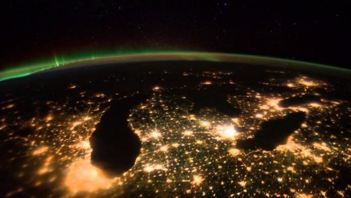 """Gecenin karanlığını """"Işık kirliliği"""" ile kaybediyoruz"""