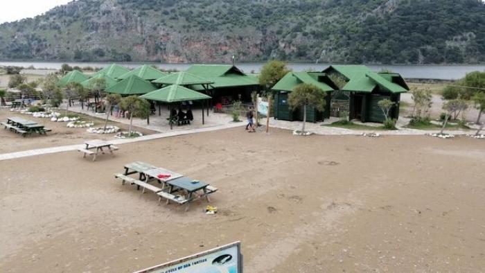 İztuzu Plajı'nın işletmesi, Ortaca Belediyesi'ne devredildi