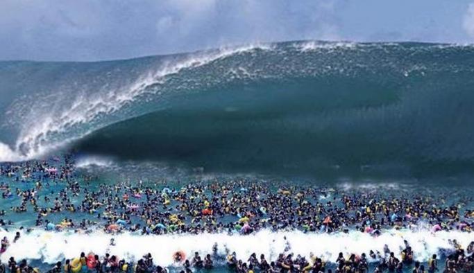 Türkiye de tehdit altında: Akdeniz'de tsunami alarmı