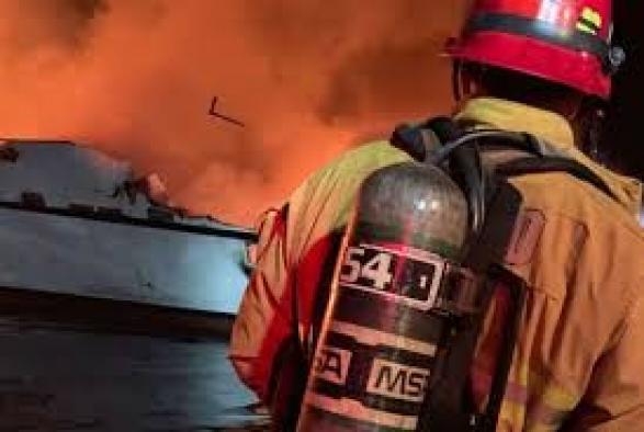 ABD'de gemi yangını; 34 kişi yaşamını yitirdi