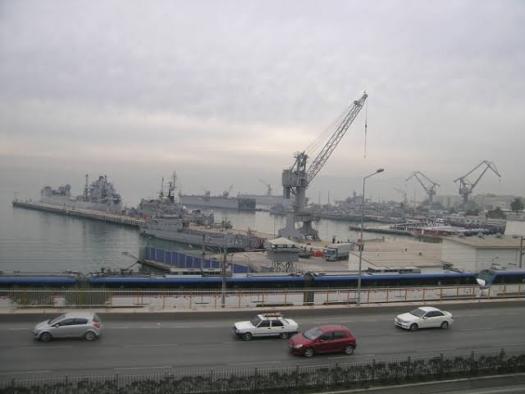 Alaybey Tersanesi sivil teknelere açıldı