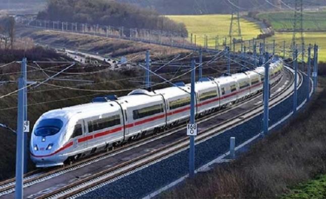 Ankara-Sivas YHT'siyle 12 saatlik yol 2 saate inecek