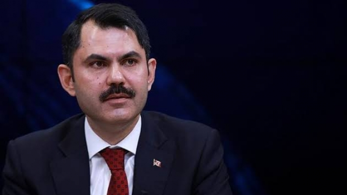 Çevre ve Şehircilik Bakanı Murat Kurum, depremle ilgili açıklamalarda bulundu