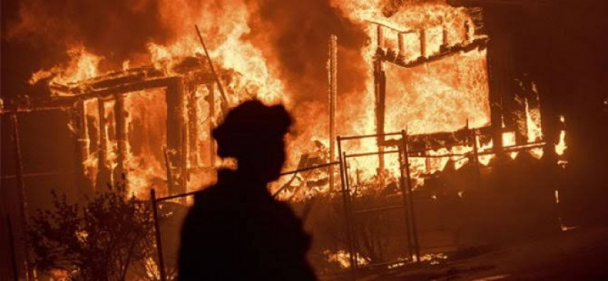 Avustralya'daki orman yangınI: 30 ev yandı