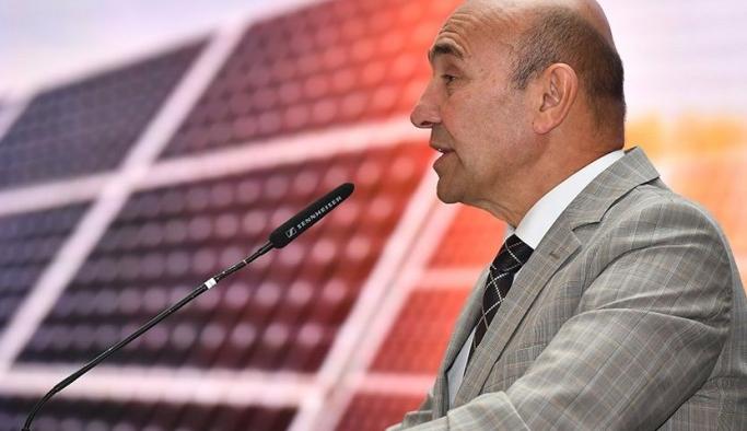 Tunç Soyer güneş enerjisinin ekonomi için önemine vurgu yaptı