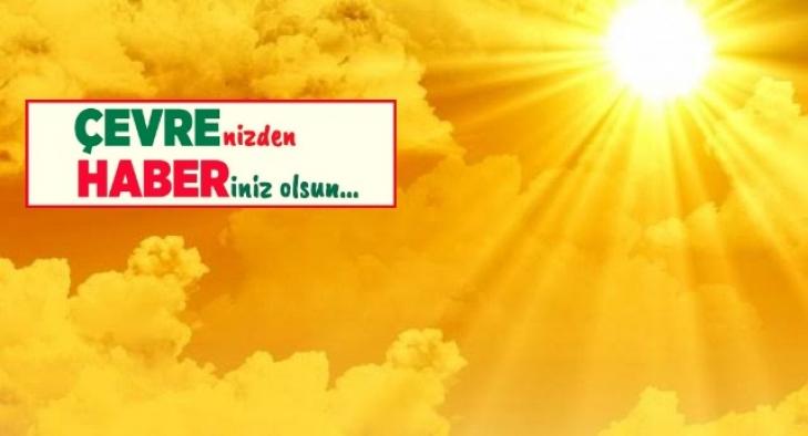 Güneşin gücü!