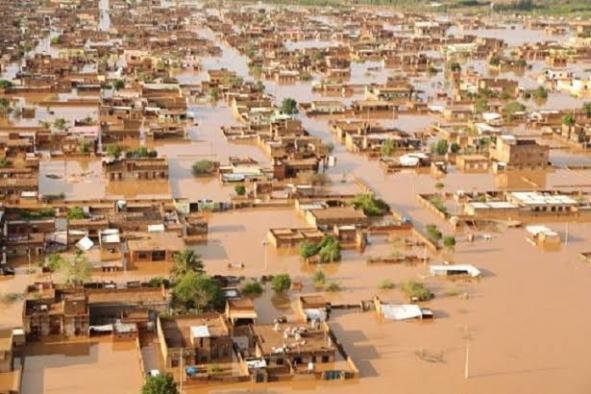 Güney Sudan'da sel felaketi: 70 ölü