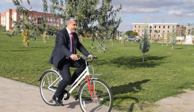 Aksaray Üniversitesi, çevreci üniversiteler listesinde dördüncü sırada