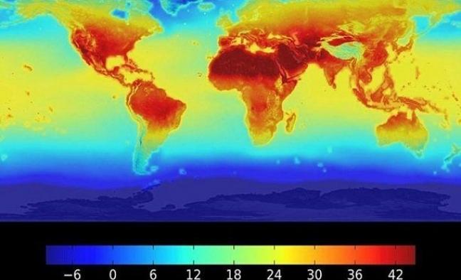 1970'lerden bu yana küresel ısınma doğru öngörüldü