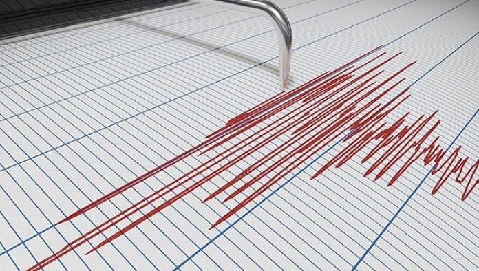 6,3 büyüklüğünde deprem meydana geldi!