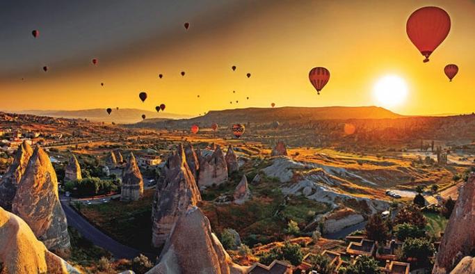 'Anadolu turizmden daha fazla kazanmalı'