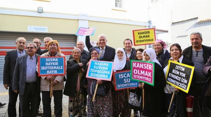 İzmir'de jeotermal konuşuldu: 'Yenilirsek öleceğiz'