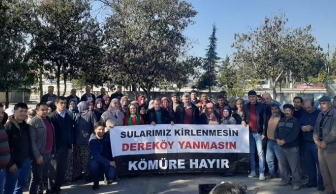 Dereköy Yaylası köylüleri ayaklandı!