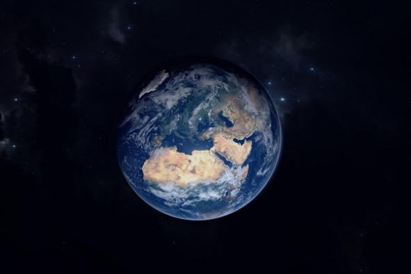 Dünya'nın kuzey manyetik kutbu hızla kayıyor!