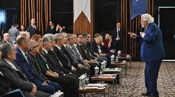 'İklim Değişikliğinin Ankara Üzerindeki Etkileri Paneli' düzenlendi
