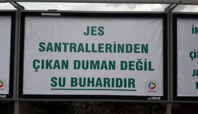 Jeotermal reklamlarına tepki!