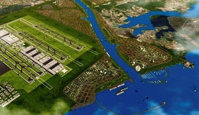 TEMA Vakfı ve DİSK Kanal İstanbul'un iptali için dava açtı