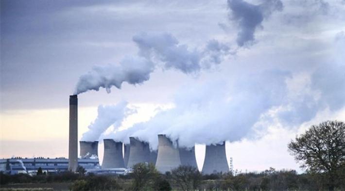 Küresel CO2 salımı 2019'da yüzde 2 azaldı