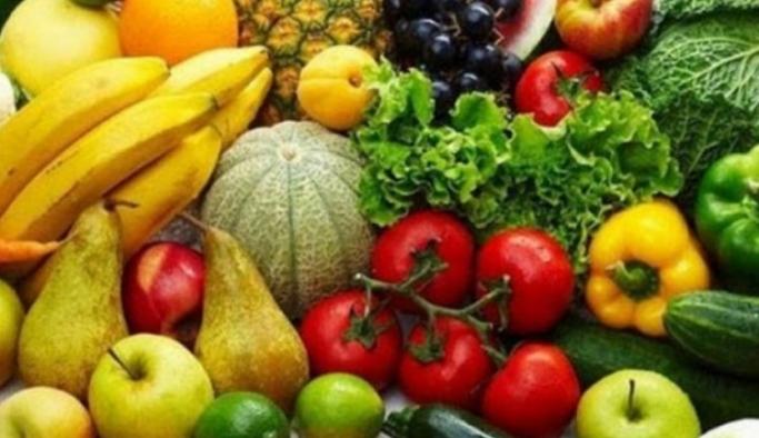 Yaş meyve sebze ihracatı yüzde 10,87 oranında artış kaydetti