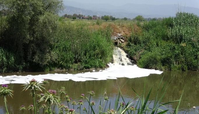 """""""Büyük Menderes Nehri'nde kirlilik dördüncü aşamada"""""""