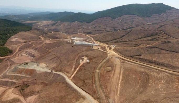 Hükümete Kazdağları çağrısı: Alamos Gold Kazdağları'ndan tahliye edilsin!