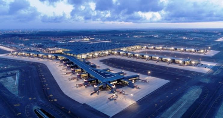 İstanbul Havalimanı'na LEED sertifikası