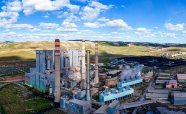 Sivas'ın Kangal ilçesinde bulunan termik santral Bakanlığın iznini bekliyor