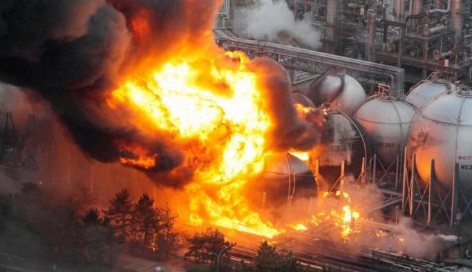 Fukuşima Nükleer Santrali skandalı devam ediyor!