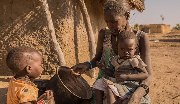 130 milyondan fazla insan, salgın nedeniyle kronik açlık çekebilir!