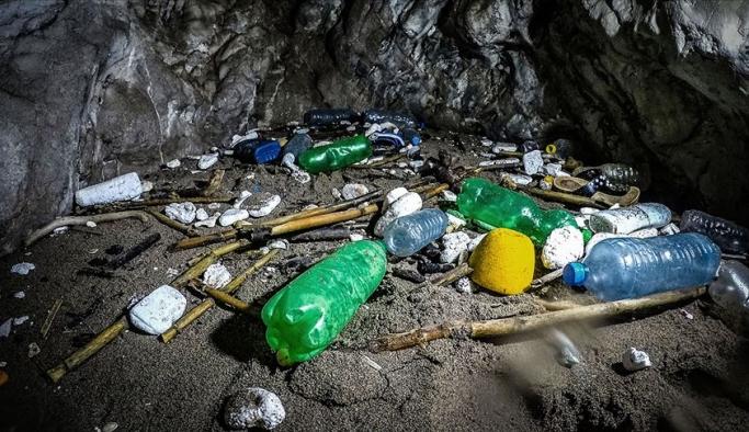 2050 yılında denizlerde balıklardan çok mikroplastik olacak!