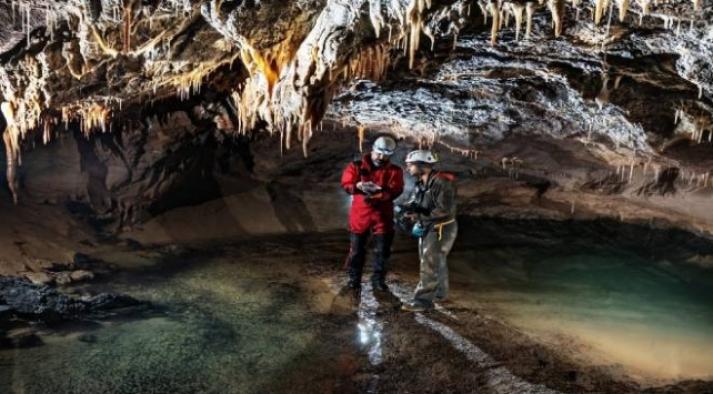 60 mağara mercek altına alındı