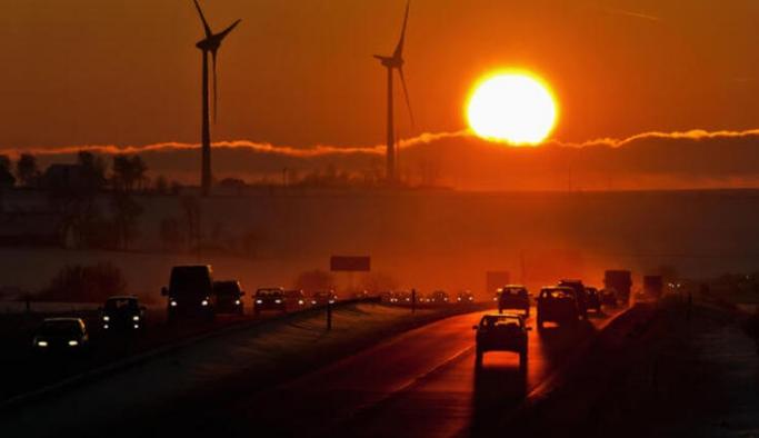 Dünya Meteoroloji Örgütü'nden küresel ısınma uyarısı