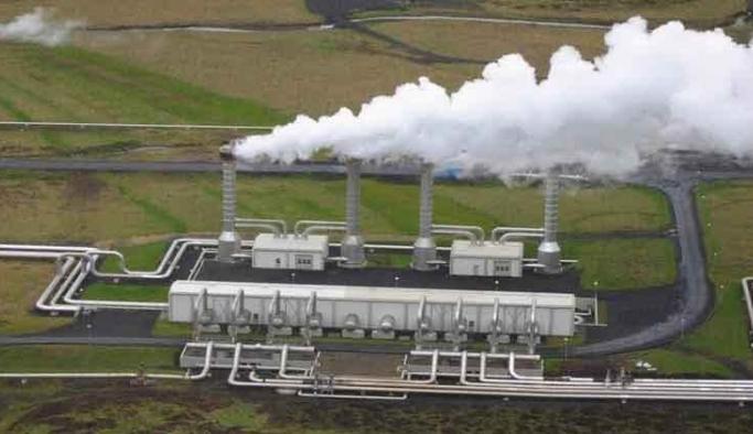 Jeotermal tesisleri anlık internetten izlenecek!