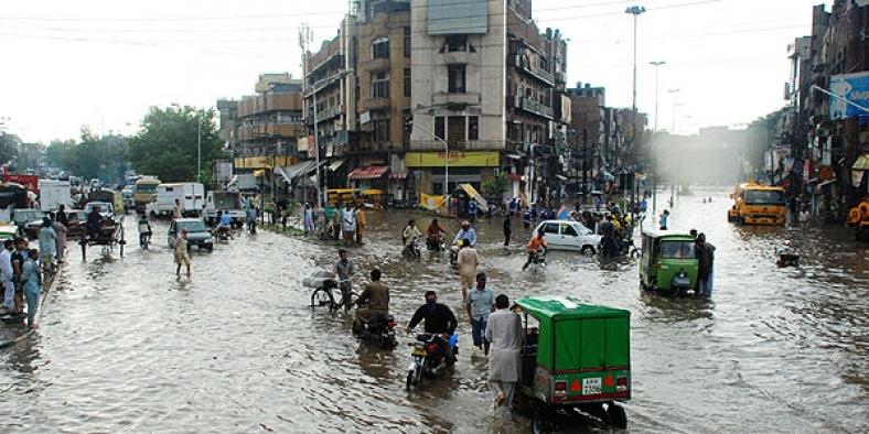 23 milyon kişi sel ve taşkınlara maruz kalacak!