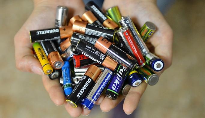 Atık Lityum pillerden kritik metallerin geri dönüşümünü sağlayacaklar