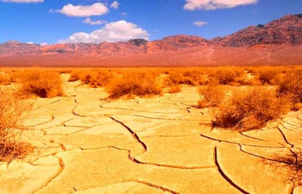 'Dünya üzerindeki en yüksek sıcaklık' ABD'de kayıtlara geçti: 54,4 derece