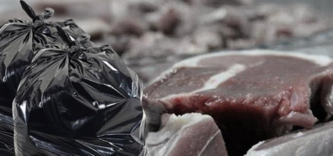 Kurban etlerinizi siyah poşete koymayın!