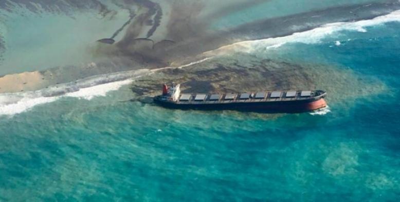Mauritius'da çevre faciasına neden olmuştu: Kaptan tutuklandı!