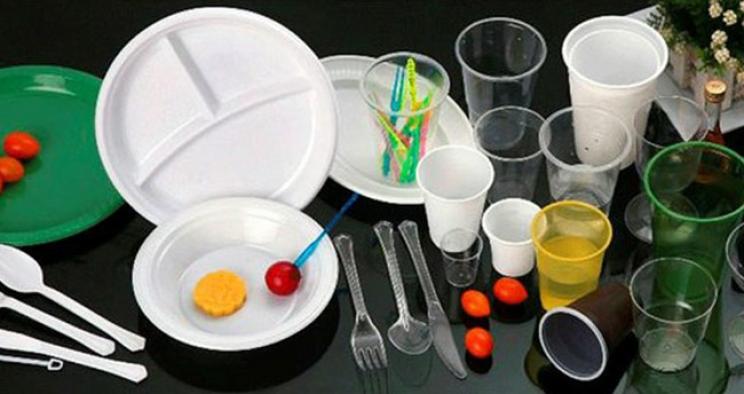 Tek kullanımlık ürünlerin maliyeti 700 milyon euro