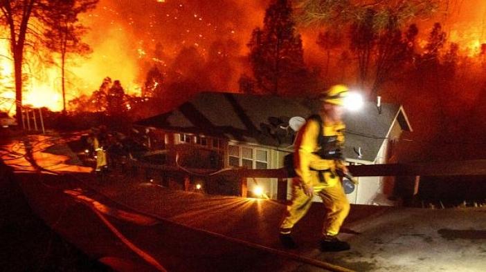 ABD'deki orman yangınlarında ölü sayısı 34'e yükseldi!