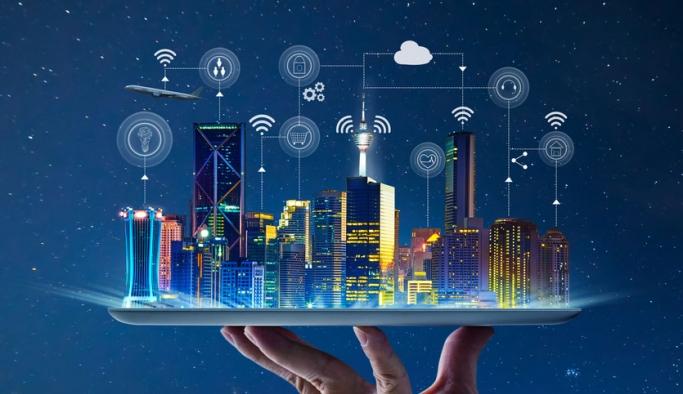 Akıllı şehirler için ilk adım