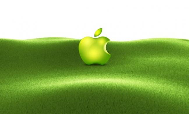 Apple'dan yeşil enerji için yatırım